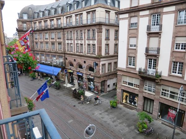 ストラスブール ホテル